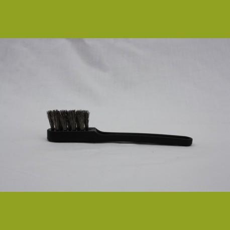 brosse plastique inox