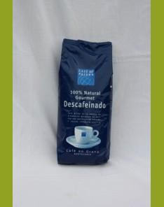 café grain Décaféiné 100%arabica
