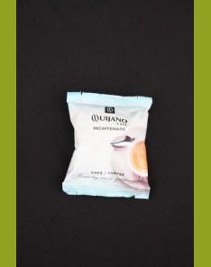 Capsules de café décaféiné machine Lavazza x25