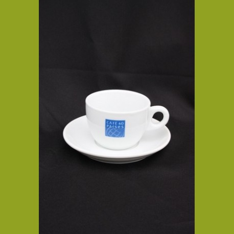 tasse spéciale chocolat porcelaine