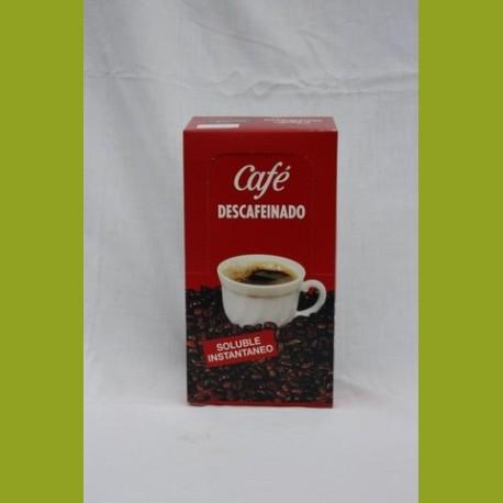 Café décaféine en dose